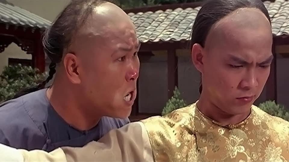 Robert Samuels發文曝資深香港電影演員陳龍逝世。圖/摘自臉書