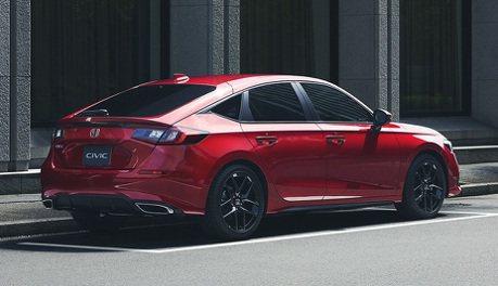 新一代Honda Civic日本首月就繳出3千張訂單 手排車型佔35%!