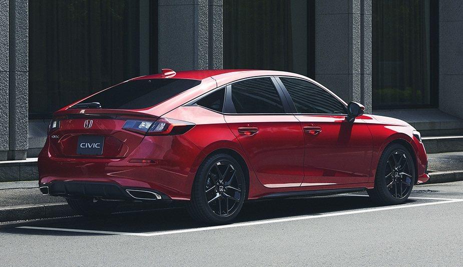 日本Honda Civic購車以20多歲(23.9%)和50多歲(22.2%)為...