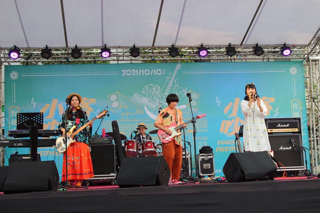 旺福帶來多首歌曲。圖/大賞門文化提供