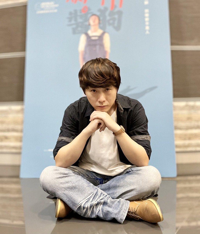 「醬狗」台韓導演張智瑋獨特的成長背景養成了他擅長多國語言及觀察環境的能力。圖/想