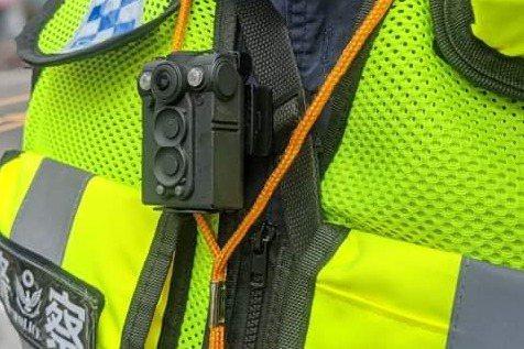 警察只要是服勤,不論公發或私有,密錄內容均不得擅自公開。圖/聯合報系資料照片