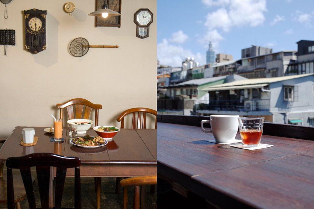 時寓、黑山咖啡將快閃500案內所。圖/品牌提供