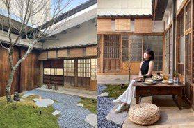 這不在京都!新竹最新咖啡屋「日式庭院&老宅空間」秒出國 米漢堡、甜點百元有找