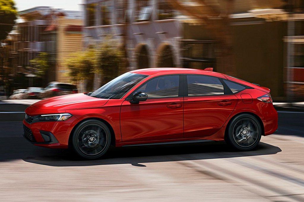 美規新世代Honda Civic Hatchback基礎車型搭載2.0L自然進氣...