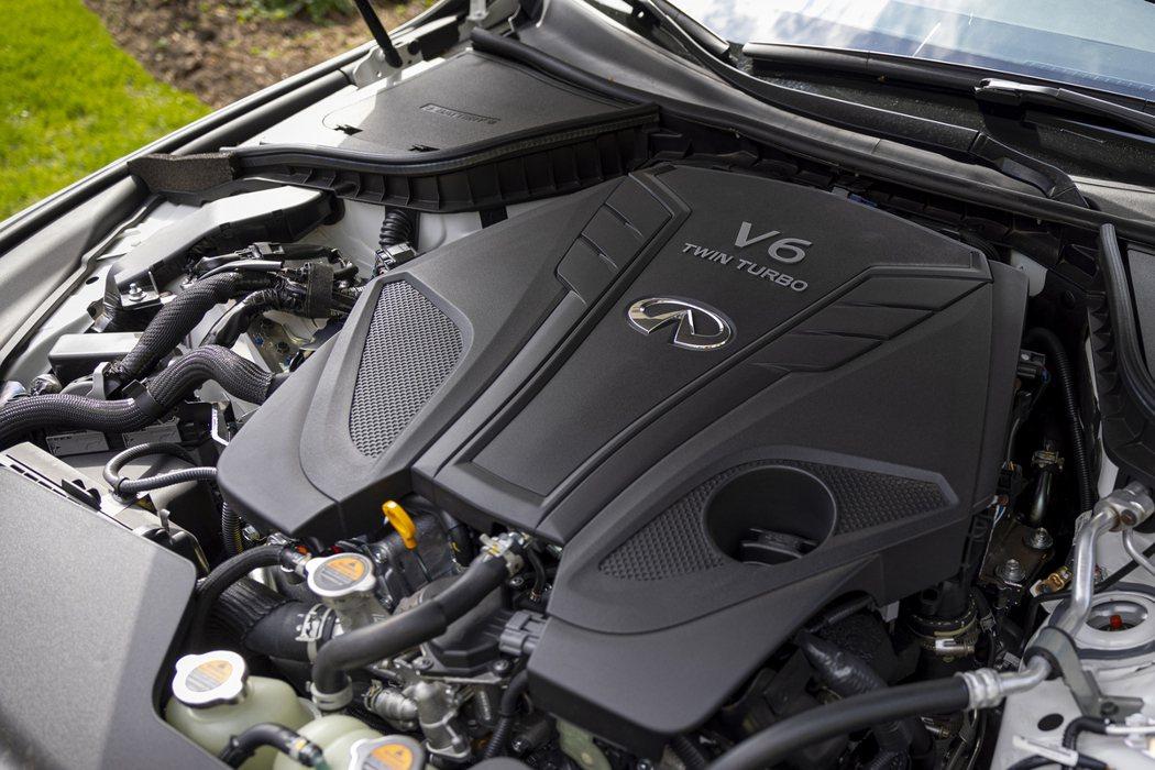 3.0升VR30DDTT雙渦輪增壓V6引擎,有300匹和400匹兩種輸出。 摘自...