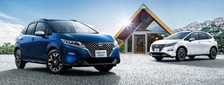Nissan百變Note e-POWER再跨界 Note Autech Crossover參上!