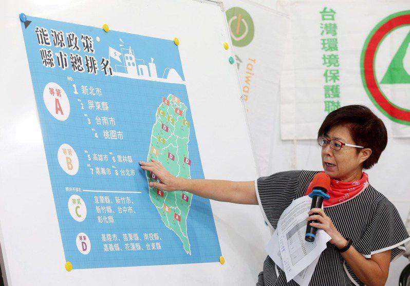 「媽媽監督核電廠聯盟」秘書長楊順美預測,COP26最重要的是各國2030年的減碳目標,這樣才能讓2050年有機會達到碳中和,這是第一大目標。圖/本報資料照片