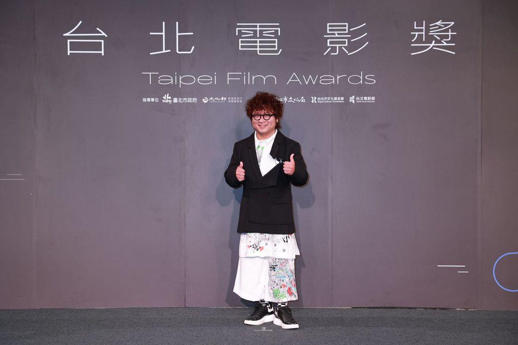 納豆以「同學麥娜絲」入圍最佳男配角。圖/台北電影節提供
