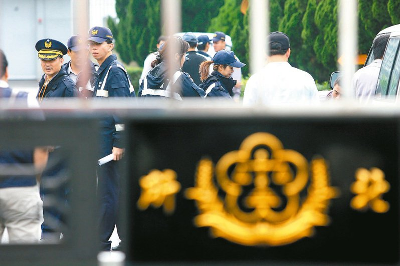 馬英九在民國83年擔任法務部長時,8月28日爆發詹龍欄、徐開喜要犯越獄事件,台北看守所特別將三要犯越獄脫逃的日子,定為「所恥日」。圖/聯合報系資料照片