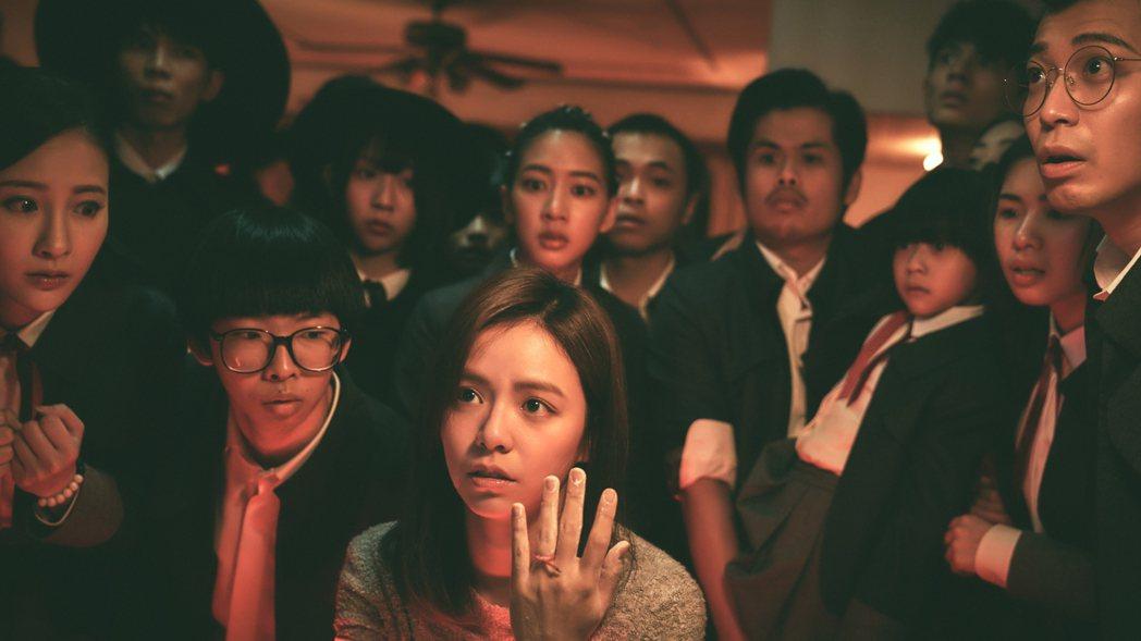 電影將於11月24日全台盛大上映。圖/麻吉砥加電影有限公司提供