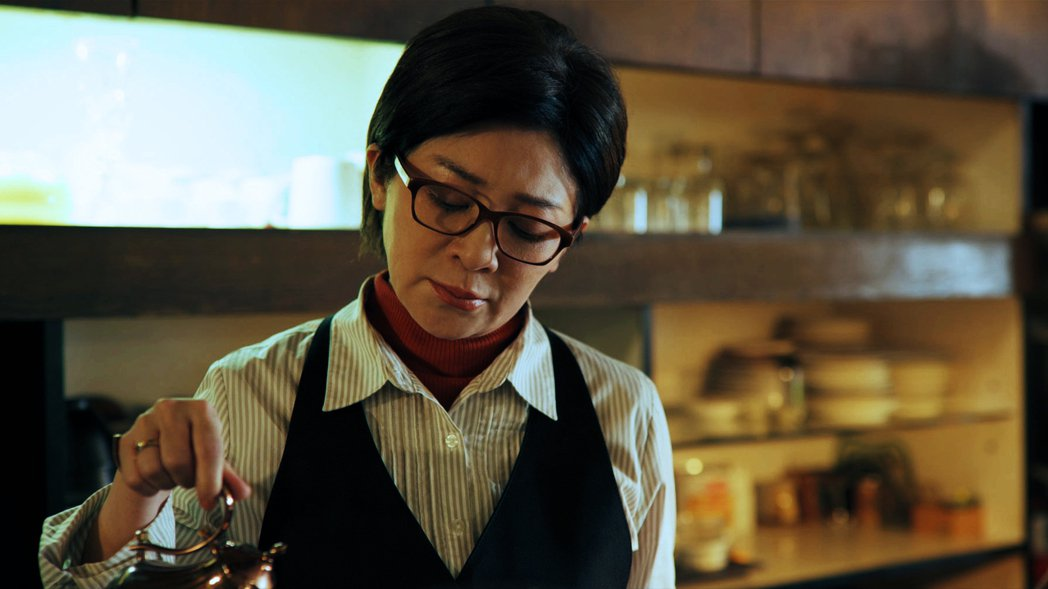 王彩樺、盧以恩攜手飾演因疫情被迫共處的單親母女檔。圖/高雄電影節提供