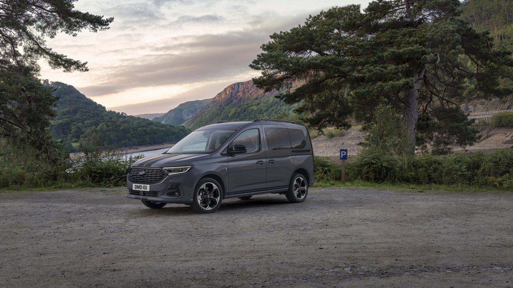 全新Ford Tourneo Connect無預警發鰾,預計明年春季歐洲正式交車...