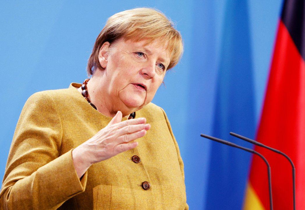 「德國政府短時間內沒有承認塔利班為阿富汗『合法政權』的打算。」與會德國總理梅克爾...