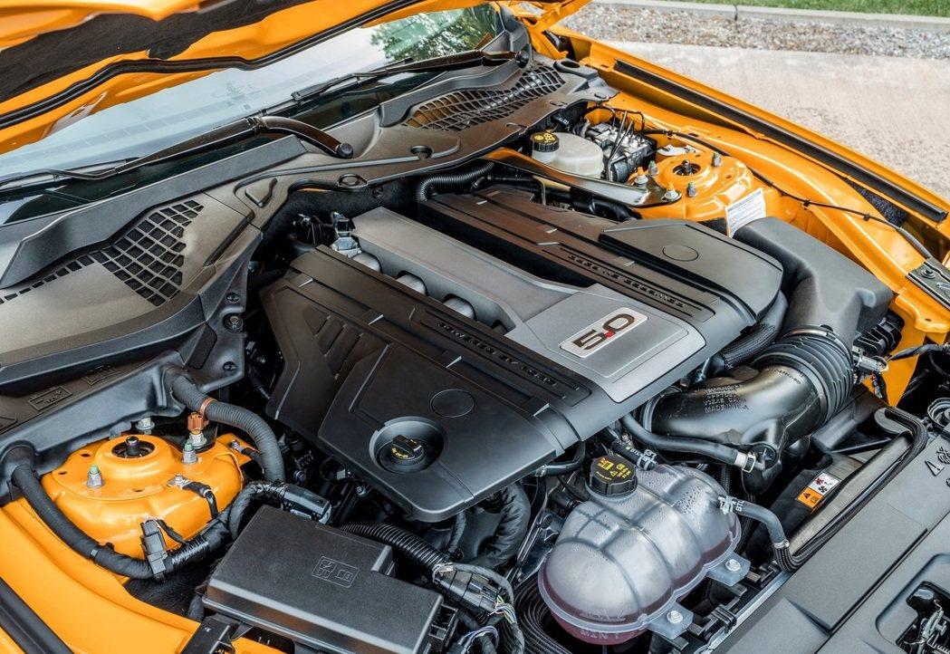 美國市場Mustang GT 2022年式將降為450hp,而Mustang M...
