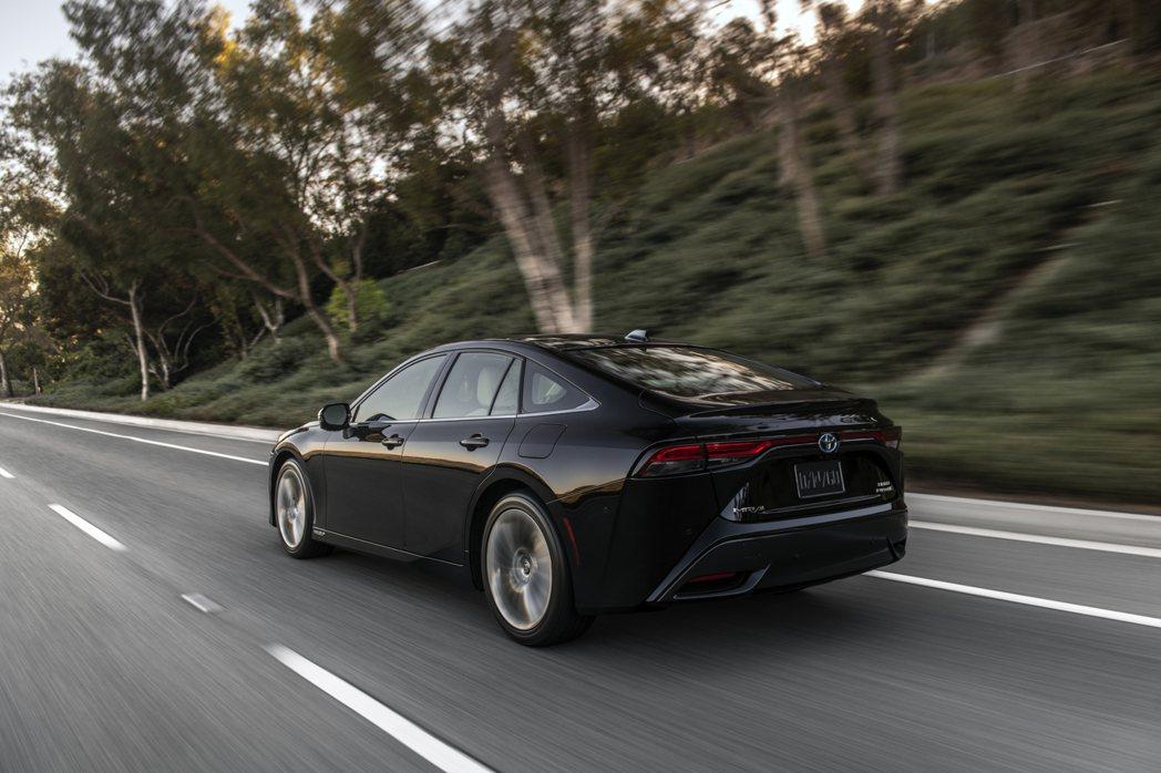 兩天行駛約1,360公里的Toyota Mirai僅花費了5.65公斤的氫氣。 ...