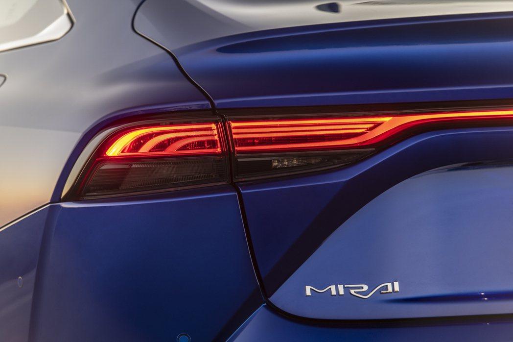 Toyota Mirai續航距離又再次刷新世界金氏紀錄。 摘自Toyota