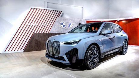重新定義電能世代 全新BMW iX豪華純電旗艦休旅台灣首映