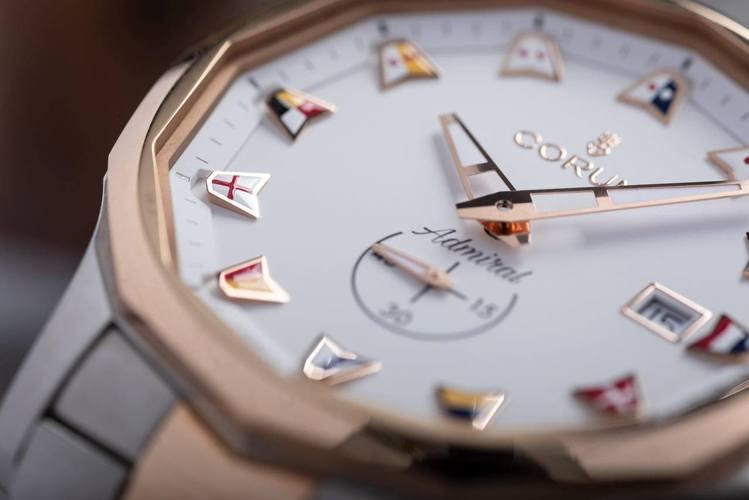 展現鮮明運動、海洋風格的崑崙(CORUM)表,也是金光鐘表Mix & M...