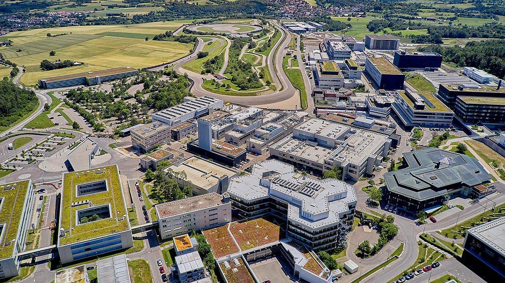技術科技日新月異,魏薩研發中心設施也因應需求而不斷更新。 圖/Porsche提供