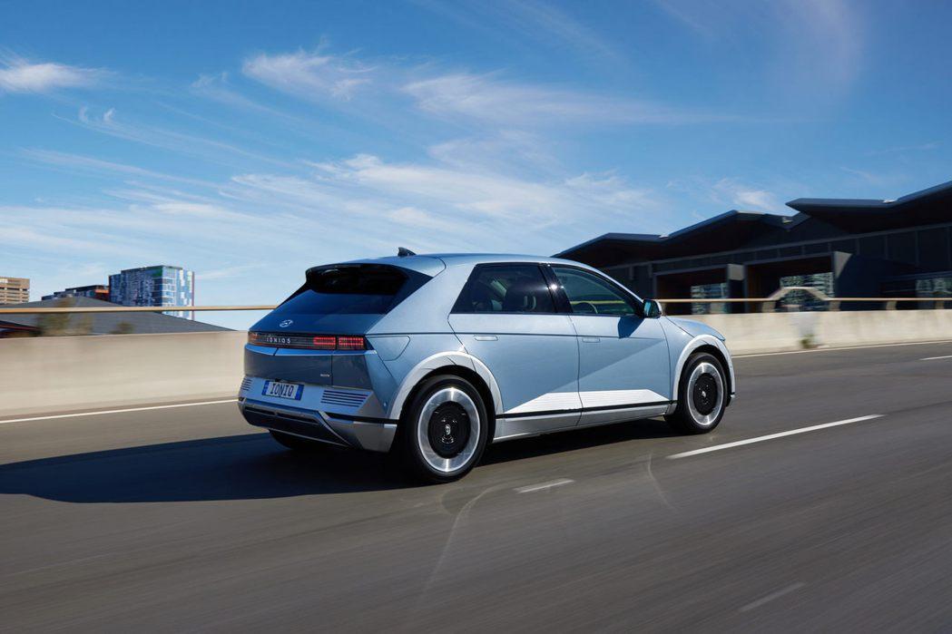 全新Hyundai IONIQ 5純電休旅日前在澳洲市場展開預售,開賣3小時候今...