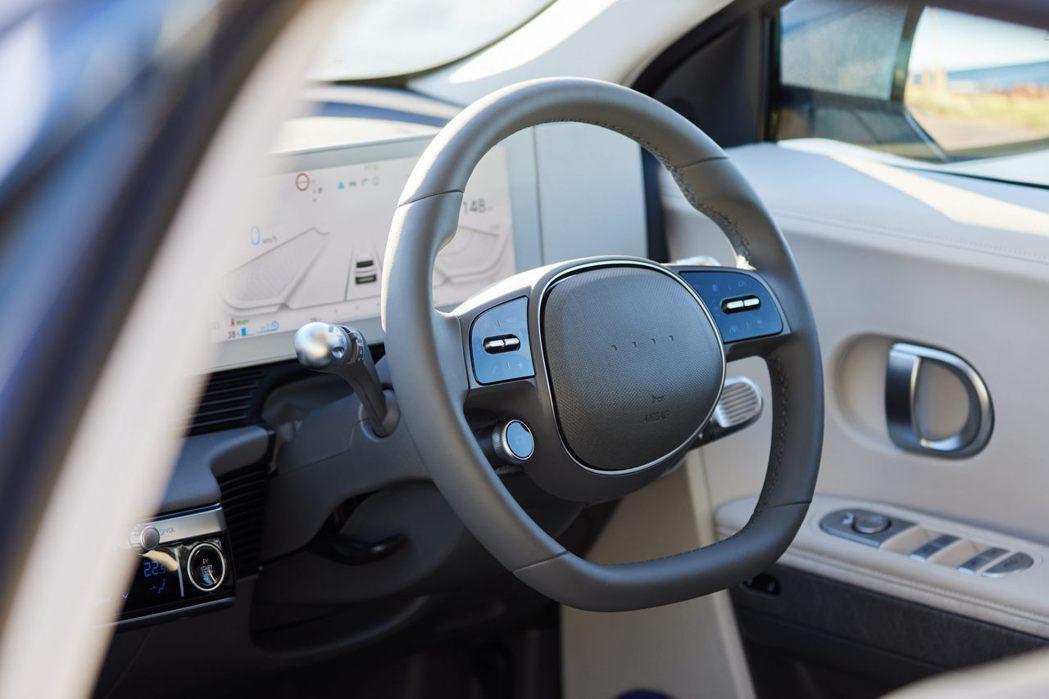 Hyundai IONIQ 5澳規版本。 摘自Hyundai