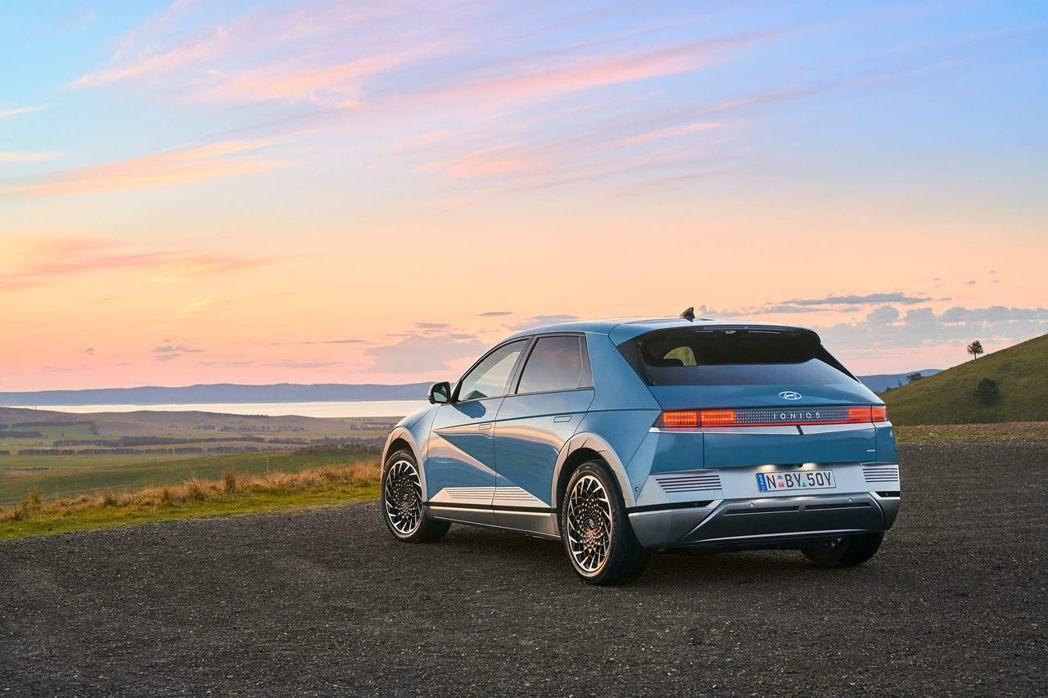澳洲版Hyundai IONIQ 5雙動力車型,售價分別自71,900澳幣起 (...