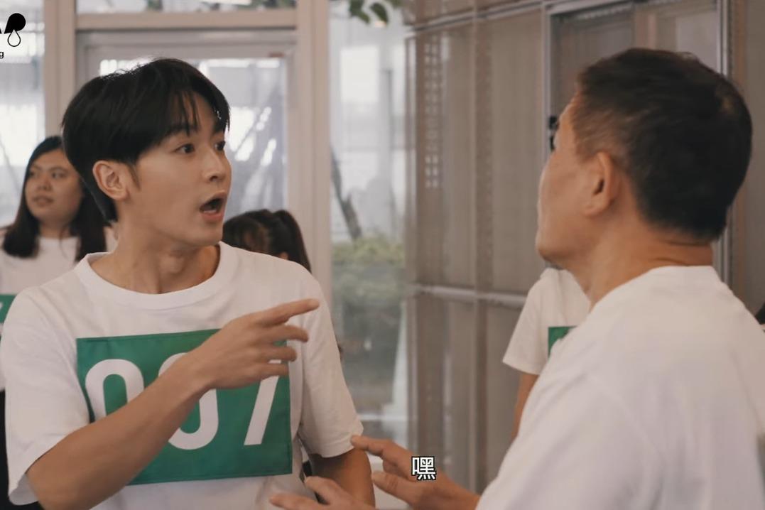 澎恰恰之前在Youtube頻道上,推出模仿韓劇「魷魚遊戲」的影片,引發網友熱議,不少網友都敲碗建議可以拍成一系列,13日果然又推出最新一集,這次還請來不少藝人入鏡拍攝,其中一位被網友大讚根本是台版姜...