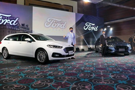 Ford Mondeo Wagon雙動力登場 109.9萬起入主經典車款