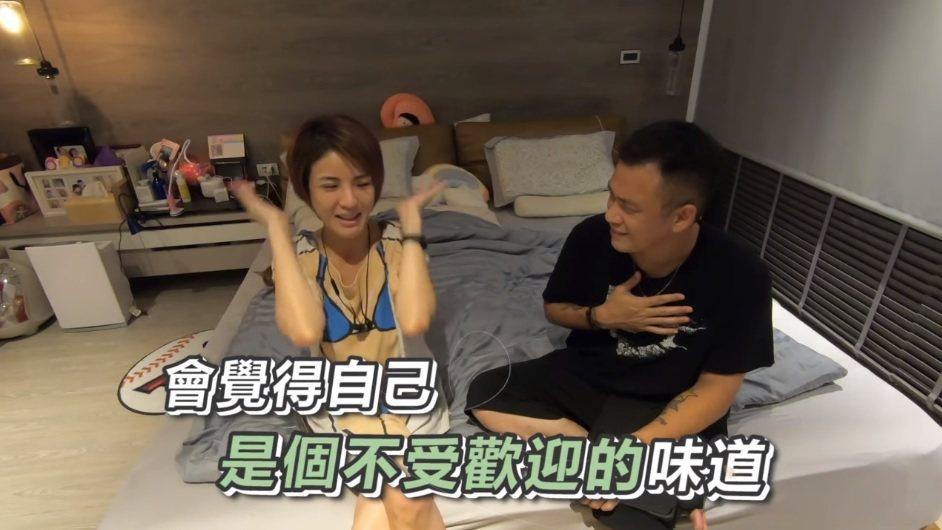 徐小可與阿Ben。圖/擷自YouTube