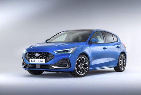 新科技新風貌 Ford Focus小改款升級登場