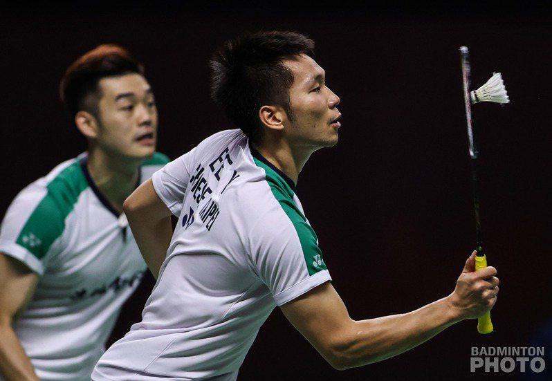 「麟洋配」目前出賽三戰勝率百分百。 圖/Badminton Photo提供(資料照)