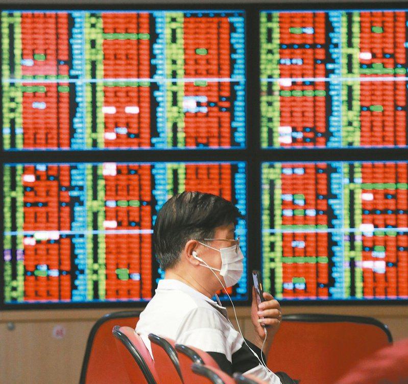 台股14日開高震盪,權王台積電法說會前收紅,大盤指數終場收16,387.28點,上漲39.29點,成交量2,563.52億元;三大法人買超31.01億元。 本報系資料庫