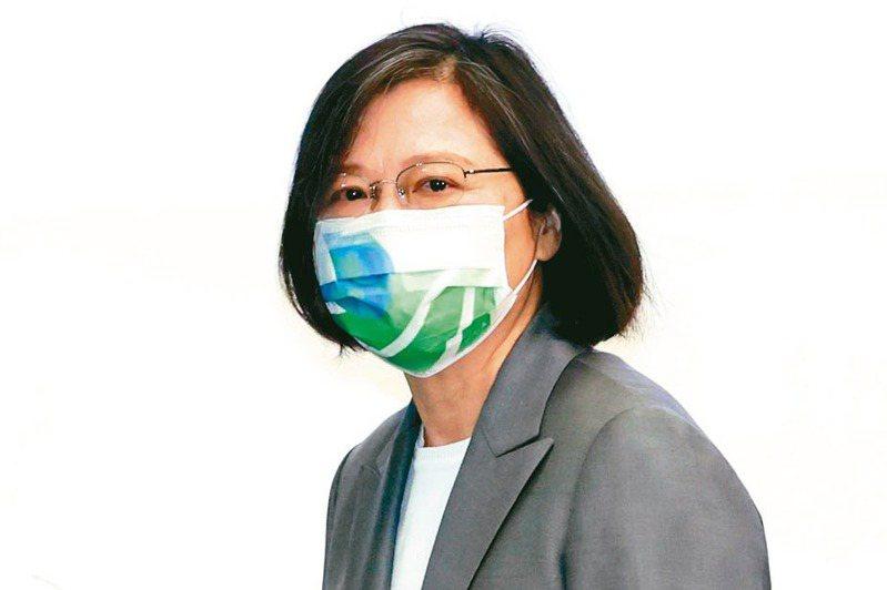 台灣基進立委陳柏惟罷免案,蔡英文總統昨天首度要求民進黨公職繼續關注。記者林俊良/攝影
