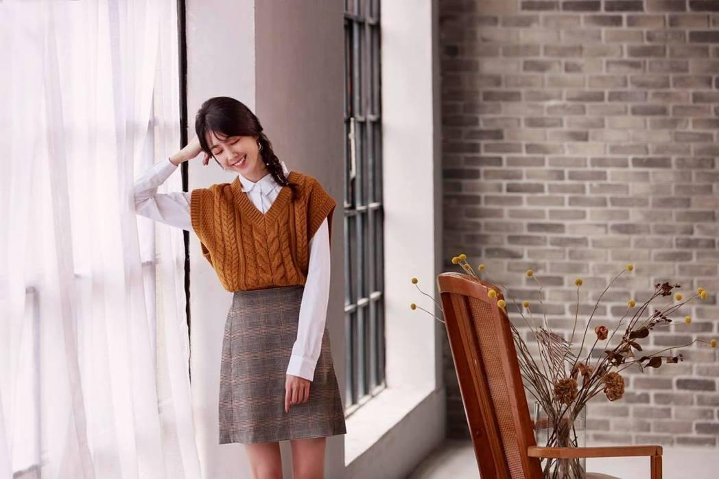 邵雨薇被爆新房準備好要結婚。圖/摘自臉書