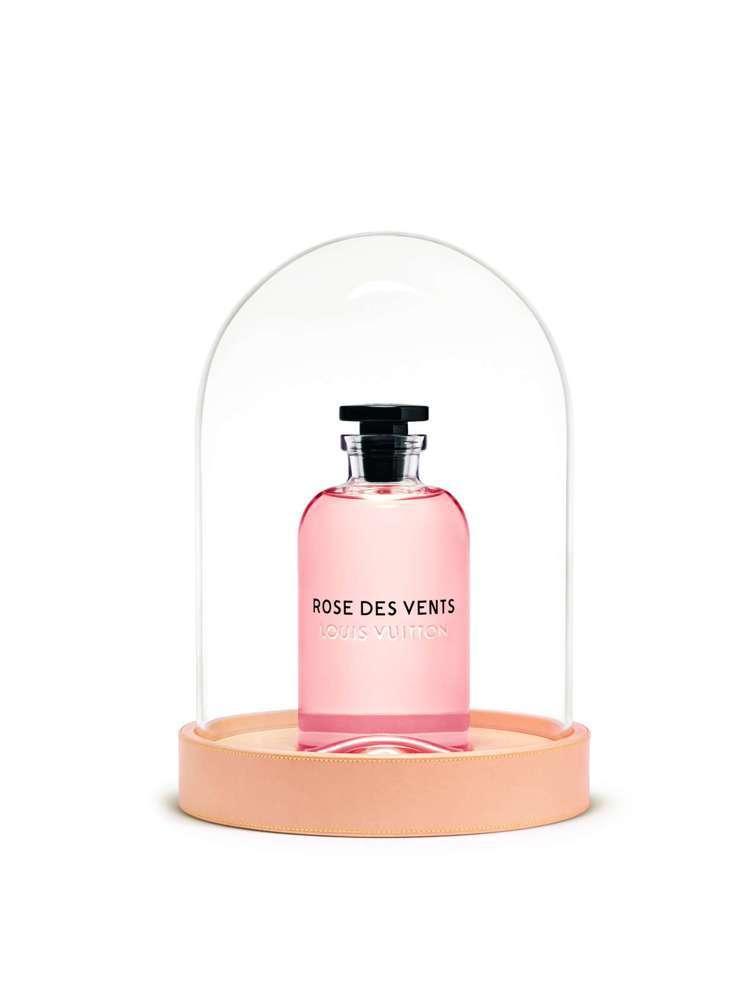 路易威登限量版一公升裝Rose des Vents極致香水,49萬8,000元。...