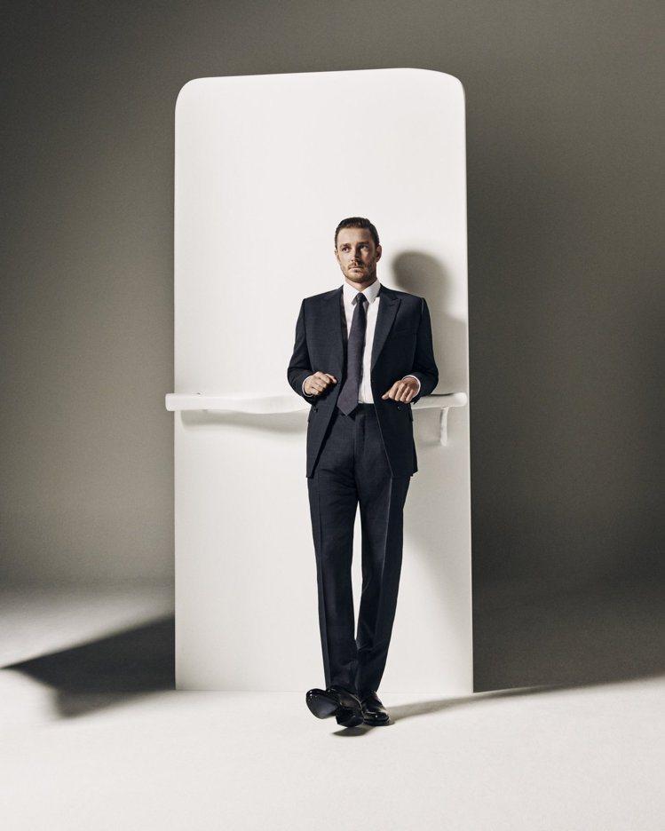 摩納哥王子Pierre Casiraghi成為新任品牌大使。圖/DIOR提供