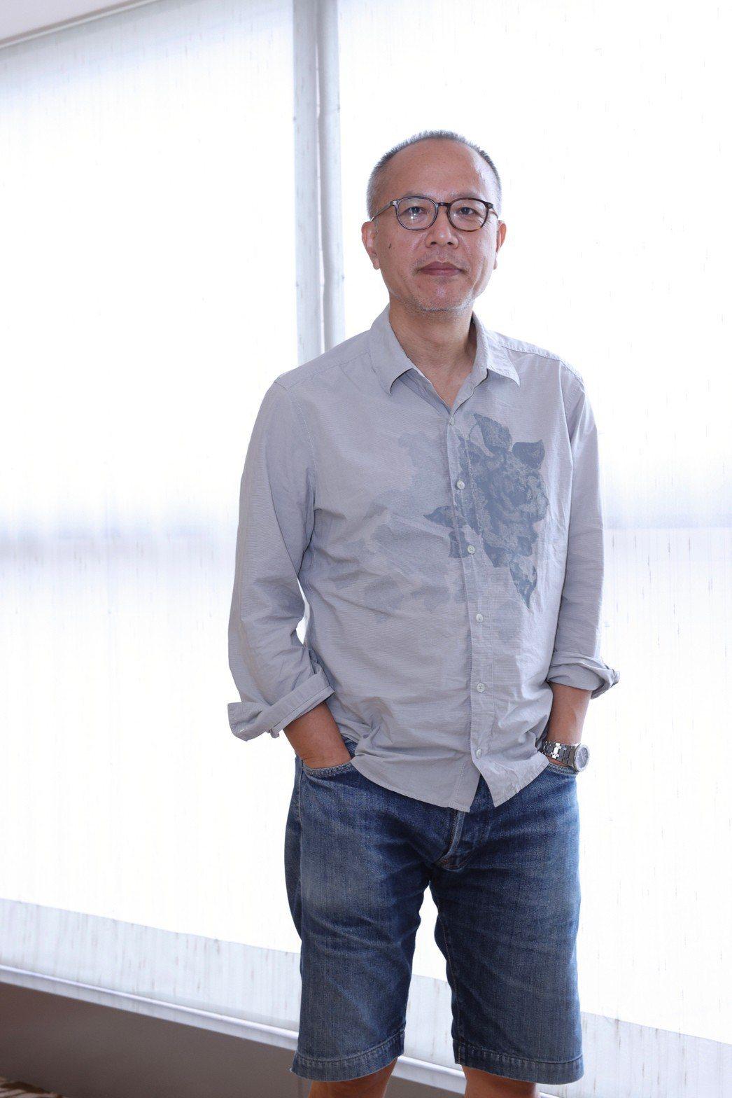 鍾孟宏執導「瀑布」入圍金馬獎多項大獎。記者王聰賢/攝影