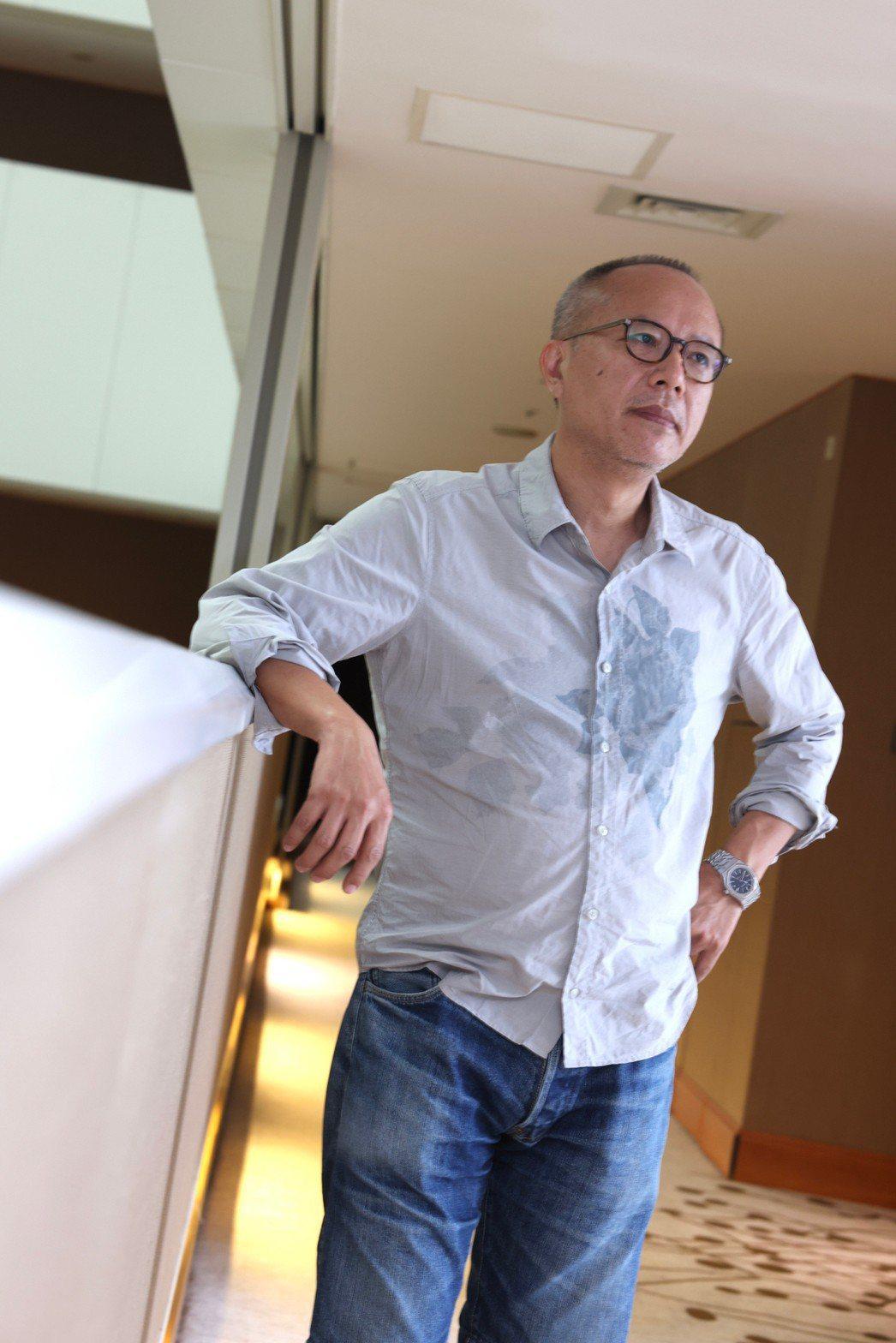 鍾孟宏坦言無論是金馬獎、奧斯卡獎,沒獲肯定時還是有些失落。記者王聰賢/攝影