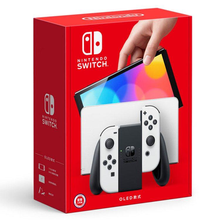 Nintendo Switch OLED,PChome 24h購物活動特價10,...