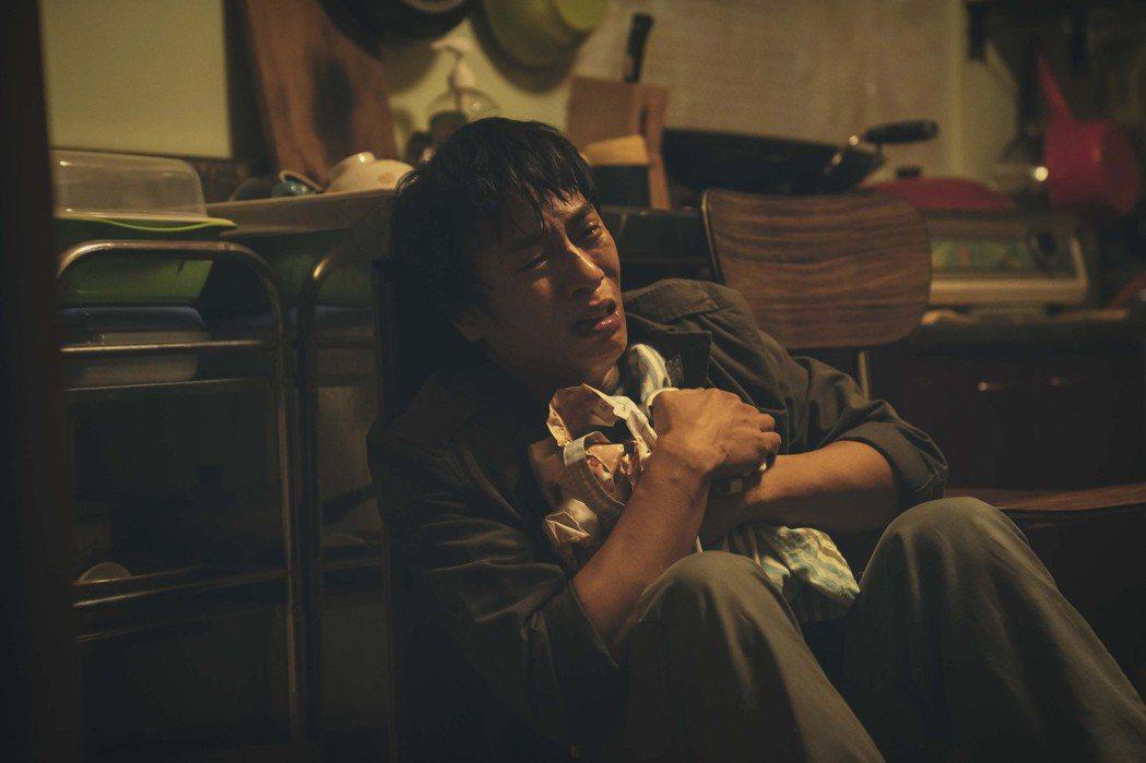 莊凱勛在螢幕上是硬漢,私下心卻很柔軟。圖/LiTV、HBO GO 提供