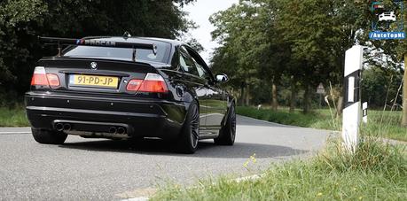 影/自然進氣不死! V10動力BMW E46 M3熱血爆表