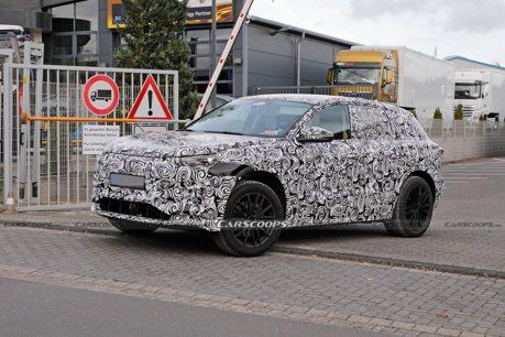 集豪華與動感於一身的Audi Q6 e-tron 明年初即將登場!