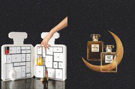 必收藏!香奈兒推N°5百年絕美倒數日曆、限量典藏香水