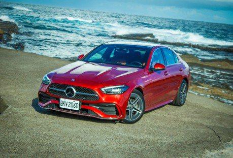豪華轎車標竿!全新Mercedes-Benz C200 AMG Line試駕 內外觀篇