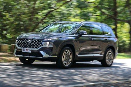前進未來不只有電動車選項 Hyundai Santa Fe Turbo Hybrid試駕