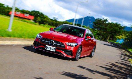 豪華轎車標竿!全新Mercedes-Benz C200 AMG Line試駕 駕乘感受篇