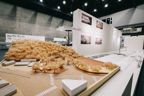 本次共展出32件來自台灣、新加坡、香港、日本優秀建築系畢業生的作品。圖/吳致碩攝...