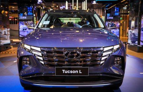 直擊/軸距直逼Santa Fe、挑戰同級空間之最 大改款Hyundai Tucson免百萬預售開跑