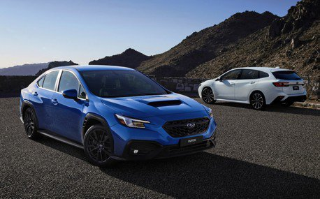 Subaru Levorg搭載2.4T引擎以WRX Sportswagon之名回歸澳洲市場!